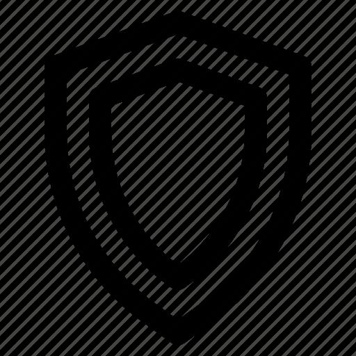 app, interface, internet, safe, shield, user, web icon