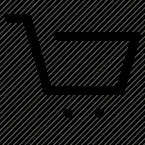 app, cart, interface, internet, user, web icon