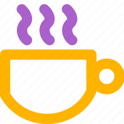cafe, coffee, cup, drink, food, healthy, hot icon