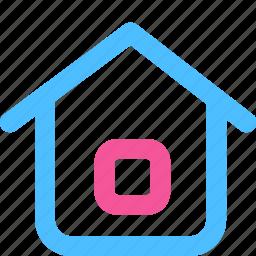 family, home, house, villa icon