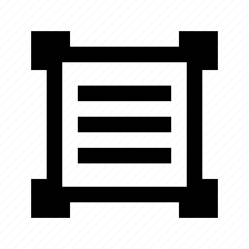 controls, interface, region, text icon
