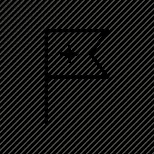 flag, interface, ui, user, ux, web icon