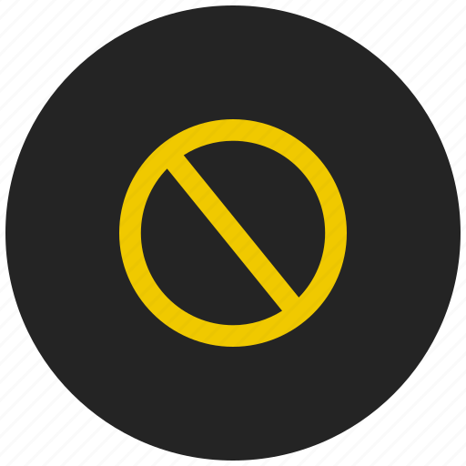 no, no entry, prohibited, restricted, restricted entry, stop, stop sign icon