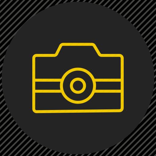 camera, digital, image, photo, photography, picture, snapshot icon