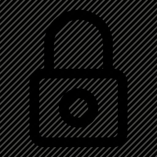 lock, ui, website icon
