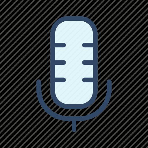 communication, mic, microphone, sound icon