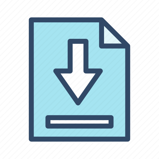 communication, download icon