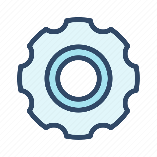communication, edit, gear, setting icon