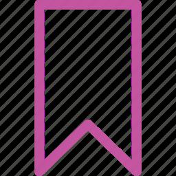 bookmark, thinicons, ui1 icon