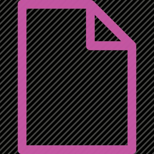 document, thinicons, ui1 icon