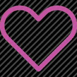 favourite, like, likes, love, thinicons, ui icon