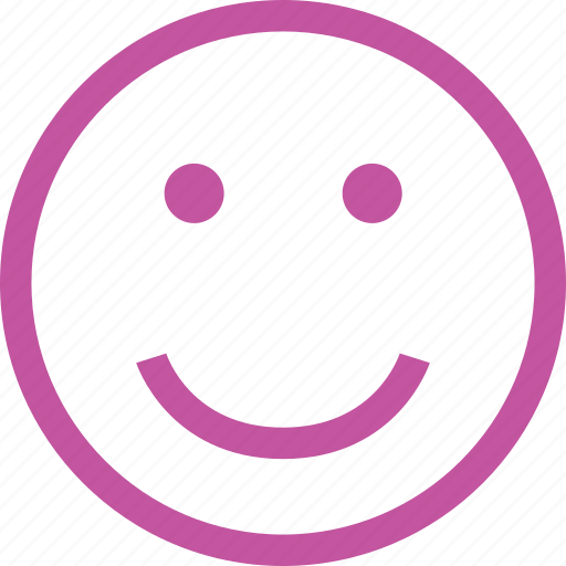 emoticon, smile, thinicons, ui icon