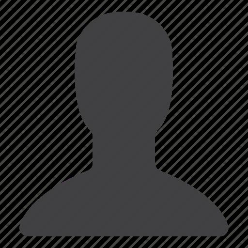 account, avatar, business, person, profile, user icon