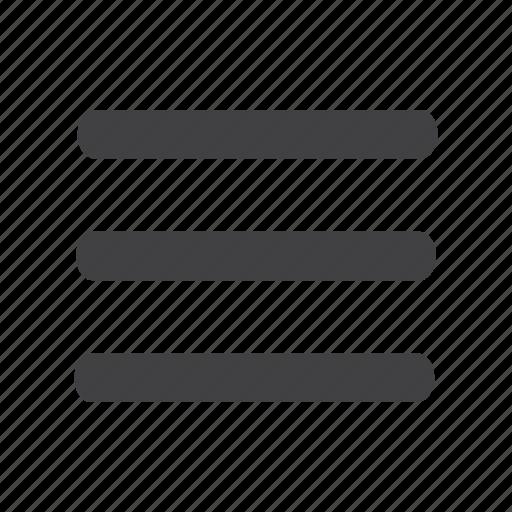 feed, hamburger, list, menu, news, options, tasks icon
