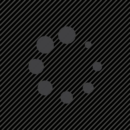 load, loading, progress, spinner, wait icon