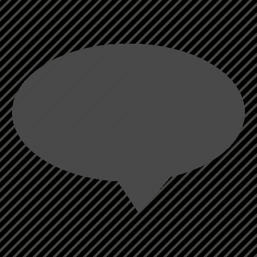 chat bubble, comment, ellipsis, indication, marker, message, speech bubble icon