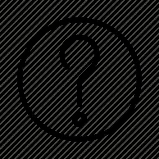 help, interface, ui icon
