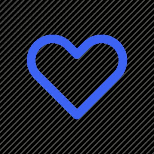 heart, interface, like, love, ui icon