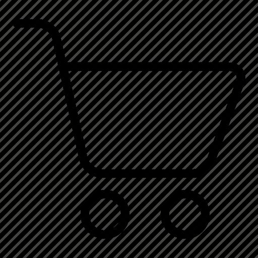 basket, buy, cart, interface, shop, shopping basket icon