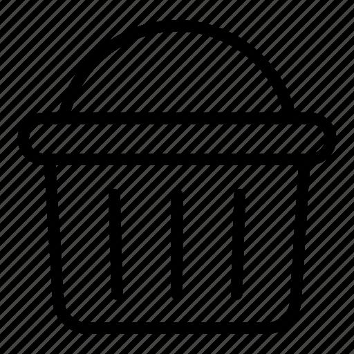 basket, buy, commerce, ecommerce, shopping, shopping basket icon