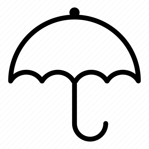 protection, rain, rainy, umbrella, umbrellas, weather icon