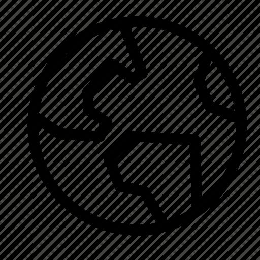 Globe, ui, web, world icon - Download on Iconfinder