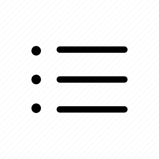 List, menu, ui icon - Download on Iconfinder on Iconfinder