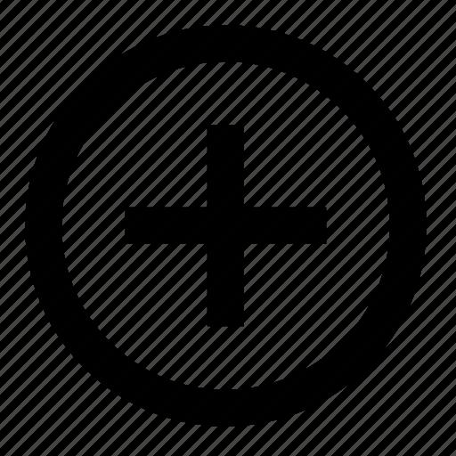 add, create, explore, more, new, plus, to icon