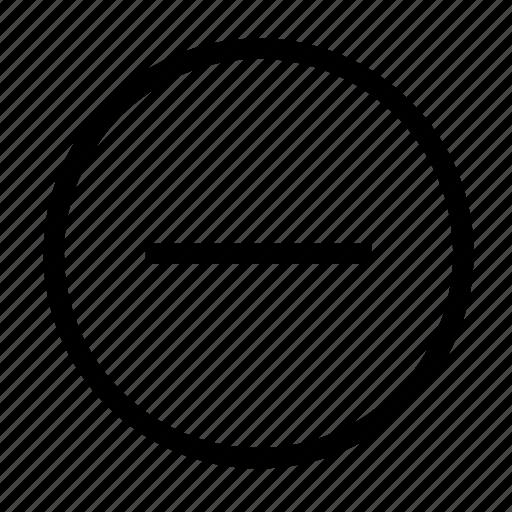 cancel, close, delete, minus, profile, remove, user icon