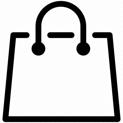 bag, cart, ecommerce, retail, shop, shopping, tote icon