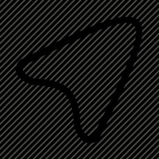 arrow, direction, next, right arrow icon