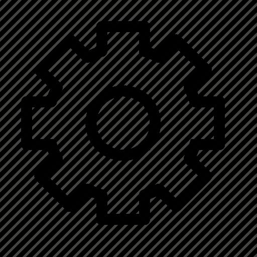 Cog, config, configuration, edit, gear, preferences, setup icon - Download on Iconfinder