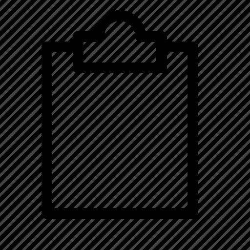 clipboard, copy, cut, paste, task, tasklist icon
