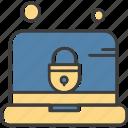 laptop, locked, security, ui, ux