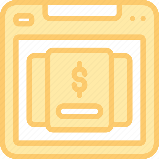 ecommerce, page, price, pricing, shopping, website icon