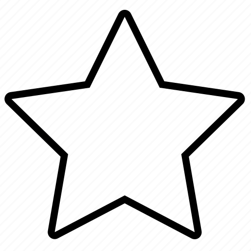 bookmark, favourite, like, rate, star, vote icon