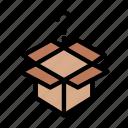 box, carton, question, faq, help