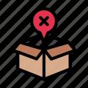 box, delivery, parcel, idea, creative