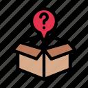 carton, package, faq, help, unboxing