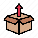 unboxing, parcel, package, delivery, box