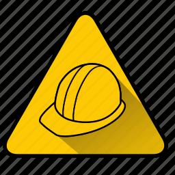 build, hat, helmet, sign, worker, worker hat, workman icon