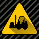 lift, lifter, loader, fork lift truck, warehouse