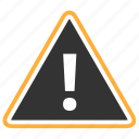 alert, notice, sign, warning icon