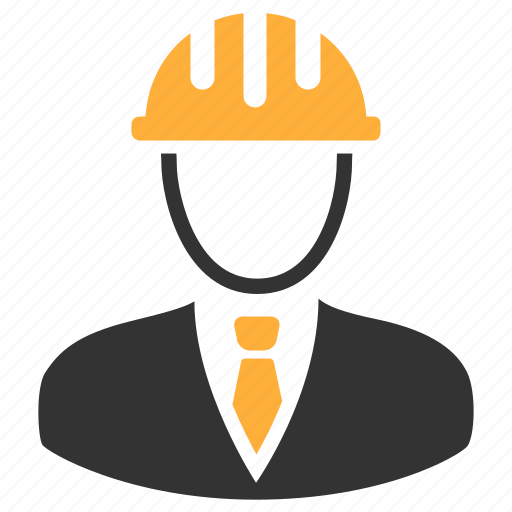 Helmet, builder, worker, constructor icon