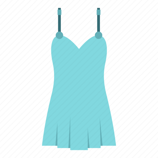 cloth, dress, lingerie, nightdress, nightgown, silk, wear icon