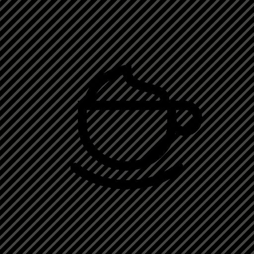 cappuccino, coffee, cup, drink, energy, espresso, mocha icon