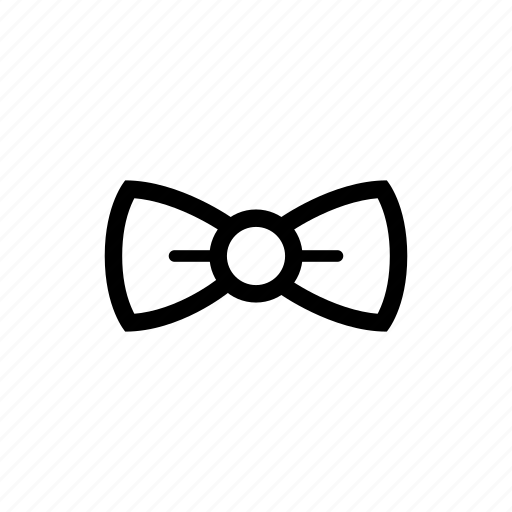 bowtie, business, clothes, clothing, fashion, man, tie icon