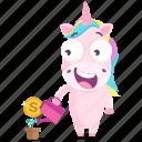 unicorn, 🦄