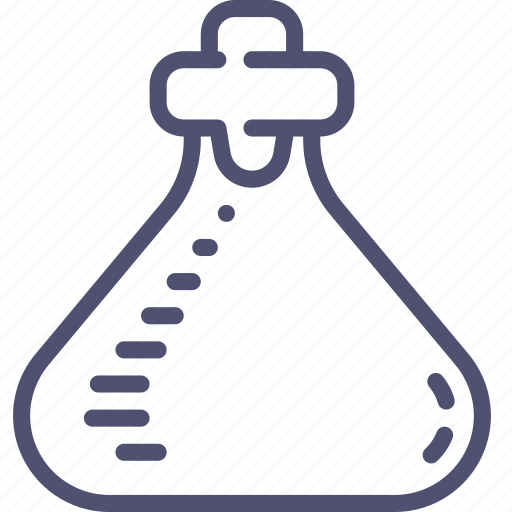 beake, biology, chemistry, lab, laboratory, preparation, test, tube icon