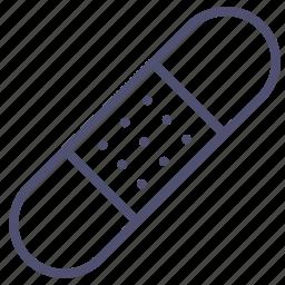 medicine, patch, plaster icon